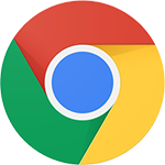 image of chrome logo